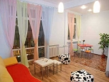 2 rooms Kiev apartment for rent