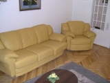 3 rooms Kiev apartment for rent